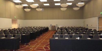 Hilton San Jose Almaden Ballroom